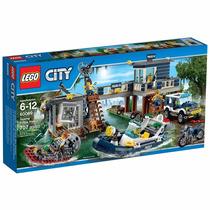 Lego 60069 Delegacia Da Polícia Do Pântano 707 Peças