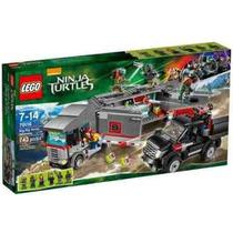 Lego 79116 - Tartaruga Ninja - Big Rig Snow Getaway