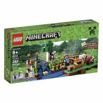 Brinquedo Novo Lego Minecraft The Farm A Fazenda 21114