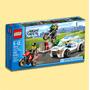 Lego City 60042 - Perseguição Da Polícia Em Alta Velocidade