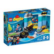 Brinquedo Lego Duplo A Aventura De Batman E Superman 10599