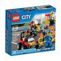 Lego 60088 Conjunto De Iniciação Combate Ao Fogo