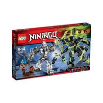 Lego 70737 Ninjago Titan Mech Battle A Pronta Entrega