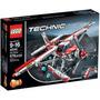 Lego 42040 Lego Technic Aviao Dos Bombeiros