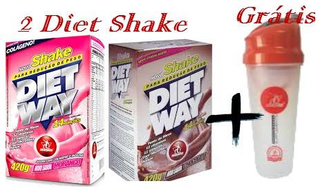 Shake Diet Way Shake Diet Way 420g 14 Porções