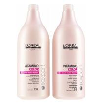 Loréal Vitamino Color Shampoo & Condicionador 2x1500ml