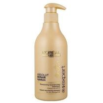 Loreal Absolut Repair Cortex Lipidium Shampoo 500ml