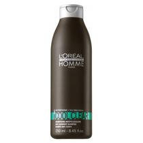 Shampoo Loreal Homme Fresco Claro Anti-caspa Shampoo (250ml)