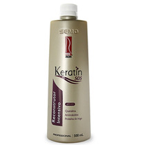 Red Iron Keratin Sos - Reconstrutor Intensivo 500ml