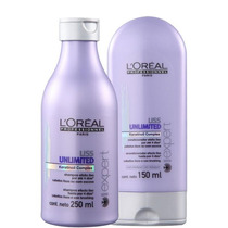 Loréal Professionnel Liss Unlimited Duo Kit (2 Produtos)