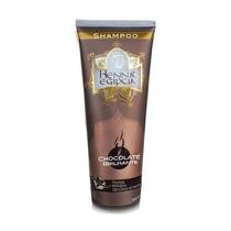 Chocolate Brilhante Shampoo Henna Egípcia 250ml