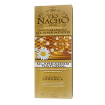 Shampoo Clareador Tio Nacho Antiqueda 415ml