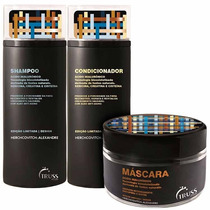 Kit Truss Alexandre Herchcovitch - Shampoo + Cond. + Mascara