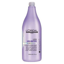 Liss Unlimited Shampoo Disciplinante Loréal 1500ml