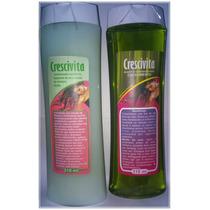 Shampoo P Crescer O Cabelo (bomba) Hidratação E Fortificação