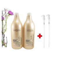 Loréal Absolut Repair Lipidium Kit Sh + Cond 1,5 L+válvulas