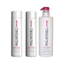 Kit Paul Mitchell Strength Super Strong Daily Amk Cosméticos