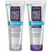 John Frieda Dream Curls Anti-frizz Kit (2 Produtos)