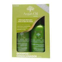 Inoar Duo Argan Oil System Kit Pos Progressiva 250ml