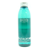 Loreal Energic Shampoo Energizante Homme Profissional 250ml
