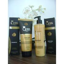 Kit Queen Aneethun Shampoo E Condicionador