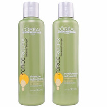 Loreal Force Relax Nutre Control Kit
