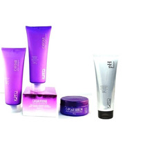 Kpro Kit Caviar Shampoo, Condicionador, Mascara, Serum E Ph