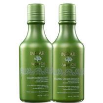 Inoar Kit Duo Argan Oil System Shampoo 250ml + Condicionador