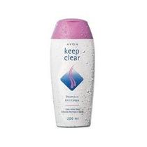 Keep Clear Shampoo Anticaspa Cabelos Normais A Secos Avon