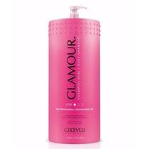 Shampoo Glamour Rubi Lavatório Cadiveu 3000ml Cabelo Nutrido