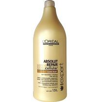 Loréal Absolut Repair Cellular Shampoo Reparador 1500ml