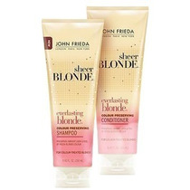 Kit Shampoo E Condicionador Sheer Blonde Everlasting Blonde