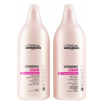 Loréal Vitamino Color Shampoo & Condicionador 2x1500ml