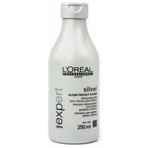 Shampoo Silver Loreal Profissional 250 Ml Matizador No Brasi