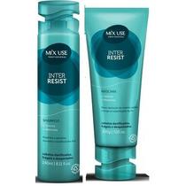 Mix Use Kit Care Inter Resist Shampoo E Mascara - Lilybela