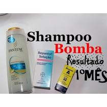 Shampoo Bomba=shampoo 400ml Pantene Com Monovin A E Bepantol