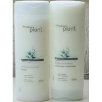 Natura Plant Shampoo E Condicionador Curvas Envolventes