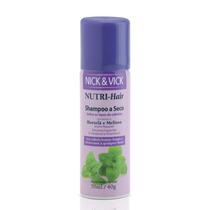 Nick & Vick Nutri-hair Shampoo Á Seco 70ml