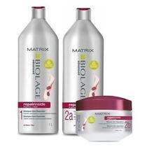 Matrix Repairinside Shampoo1l+condicionador1lt+máscara 350g
