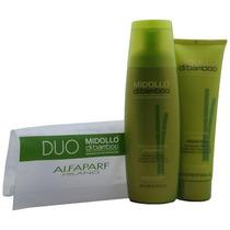 Kit Duo Shampoo + Máscara 250ml [midollo Di Bamboo] - Al036