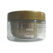 Truss Blond Máscara 180g - Cabelos Loiros
