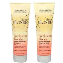 John Frieda Sheer Blonde Everlasting Kit Cabelo Loiro