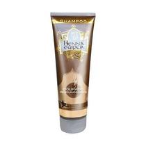 Shampoo Resplandecente Henna Egípcia Dourado 250ml