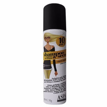 Shampoo Seco Express 10 Em 1 - Cabelo Castanho