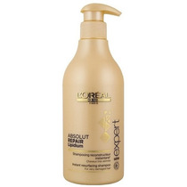 Loréal Absolut Repair Shampoo Reparador Néofibrine 500ml