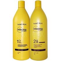 Matrix Relaxima Kit Shampoo + Condicionador Extra Brilho1l