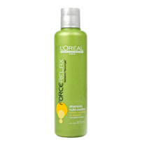 Loreal Force Relax Shampoo Nutri Control Profissional 300ml