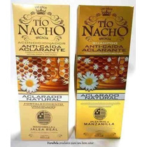 Tio Nacho Clareador Kit Shampoo + Condcionador 415ml