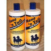 Kit Mane N Tail Cavalo 946 Ml Shampoo E Condicionador