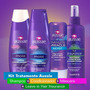 Kit Aussie - Shampoo + Condicionador + Máscara + Leave-in